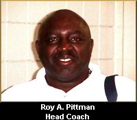 Roy A. Pittman, Head Coach